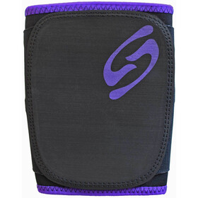Send Mini Strap-On Slim Kneepad, purple